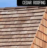 cedar roofing services from threadgills guaranteed roofing
